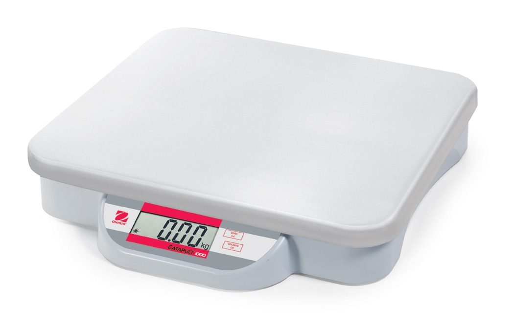 Ohaus Catapult C11P75 1000 75kg x 50g Compact Precision Bench Scale